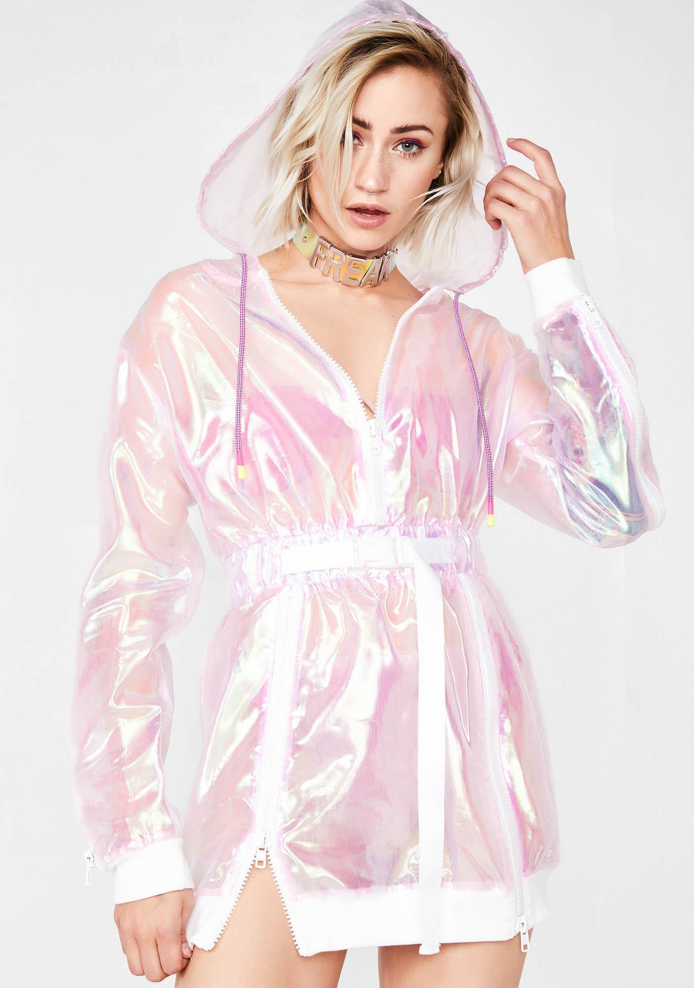 Pixie Potion Iridescent Dress