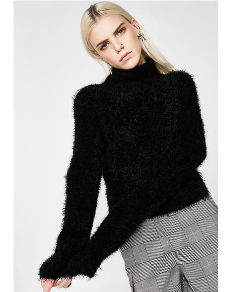 Best Kept Secret Fuzzy Sweater