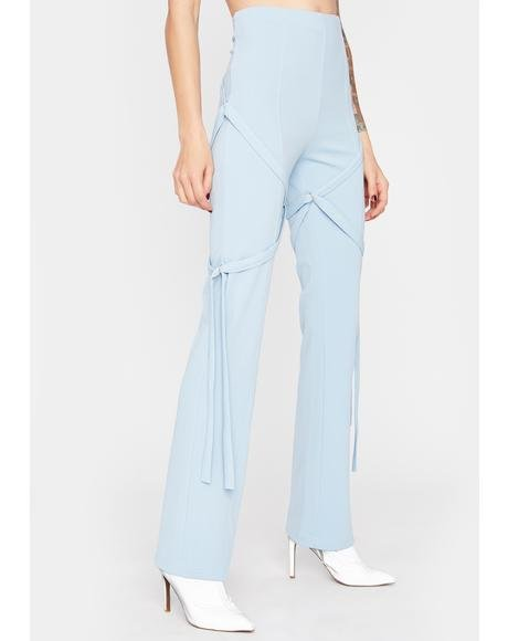 Powder Undercover Heaux High Waisted Pants