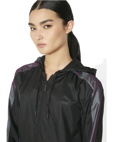 T7 Iridescent Wind Jacket