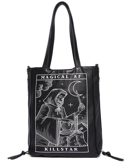 Magical AF Shopper Tote