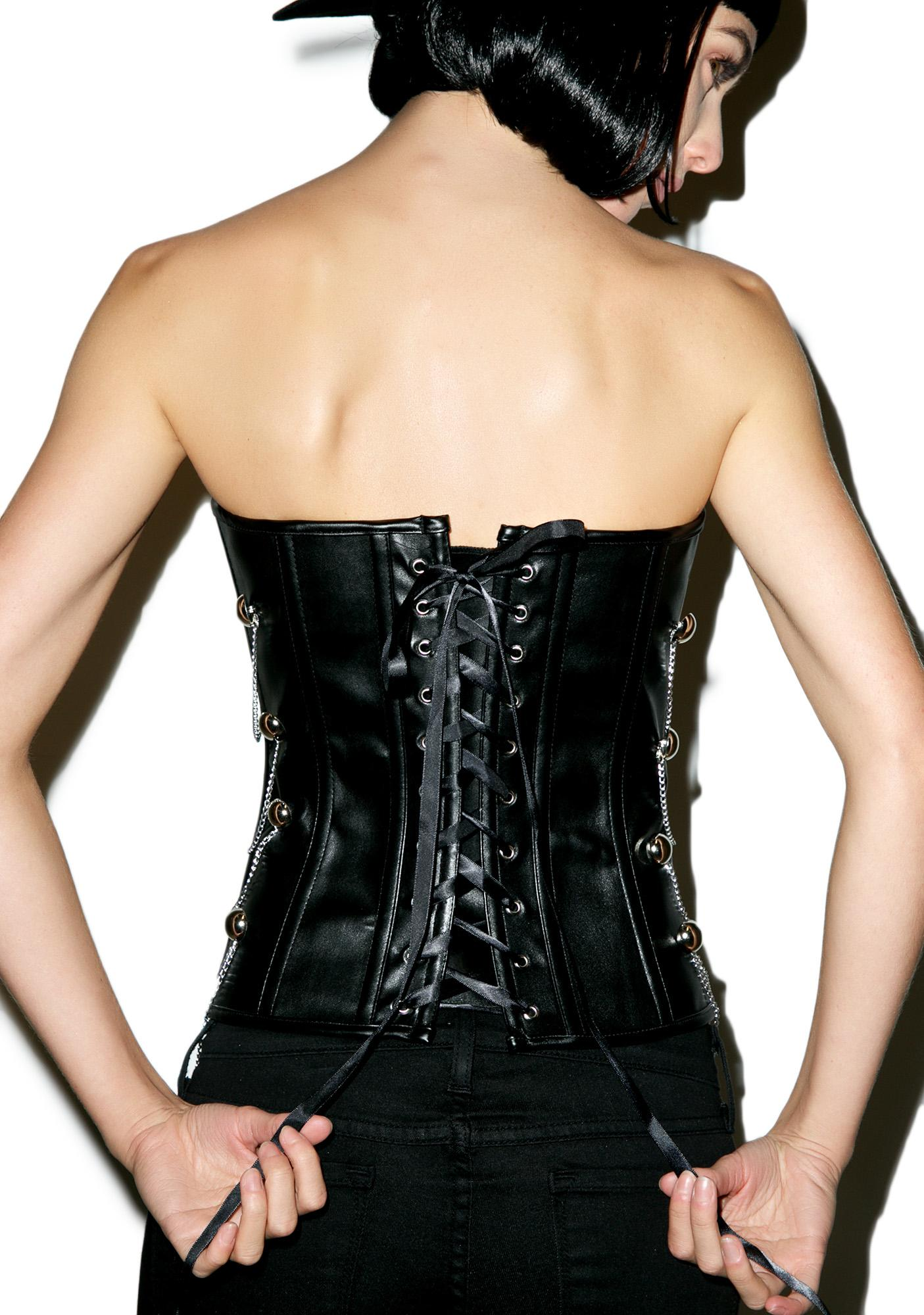 Can't Be Tamed Corset