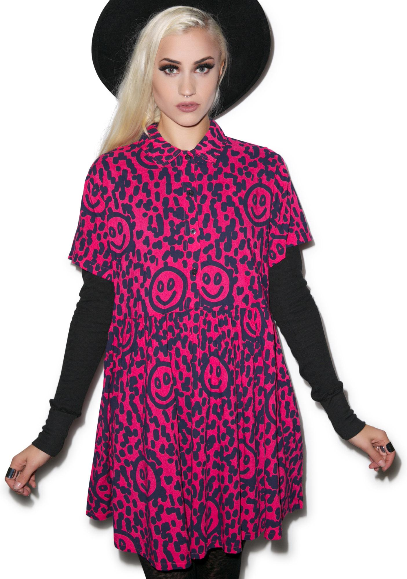 Lazy Oaf Noisy Dress