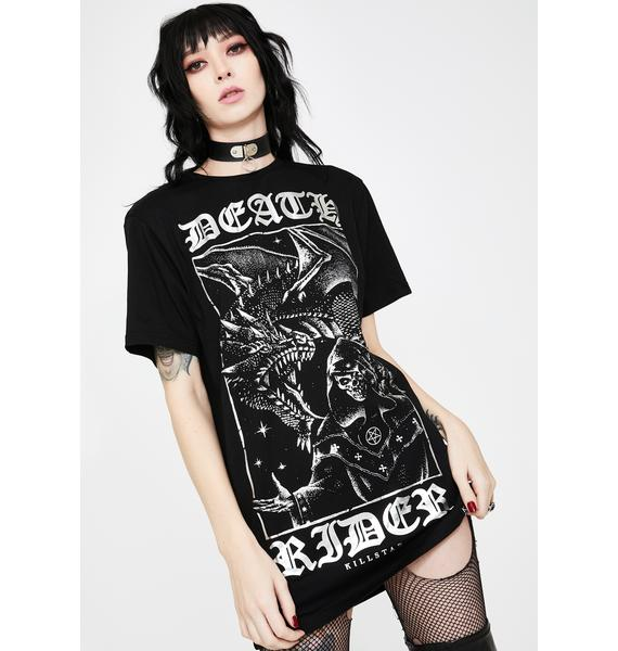 Killstar Death Rider Graphic Tee