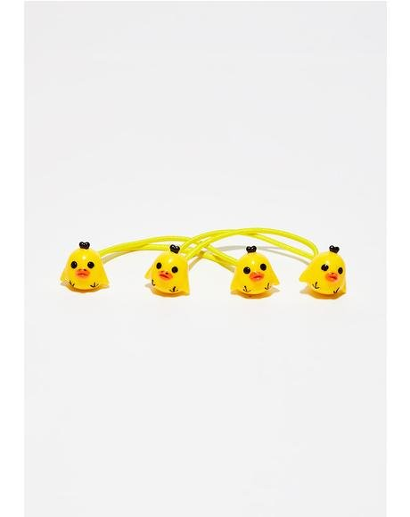 Fly Chicks Hair Ties