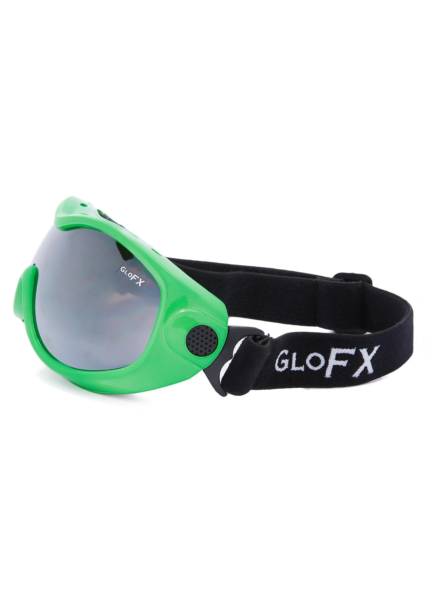 GloFx Diffraction Ski Goggles