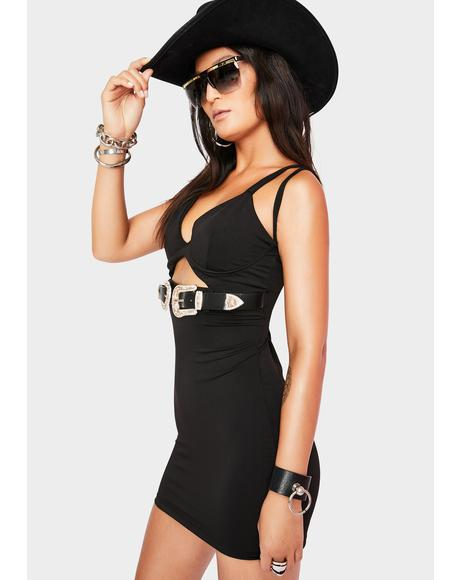 Ultimate Showdown Bodycon Dress