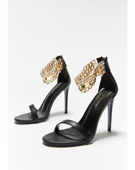 Drippin' Riches Stiletto Heels