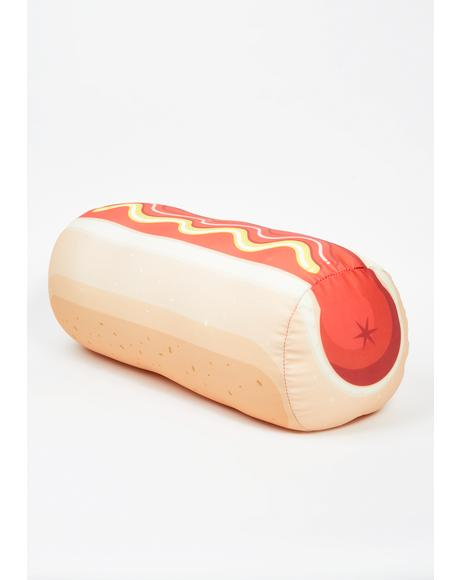 'Sup Dawg Hot Dog Pillow