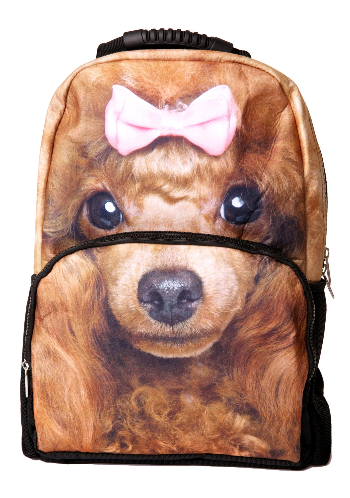 Poodlin' Around Backpack