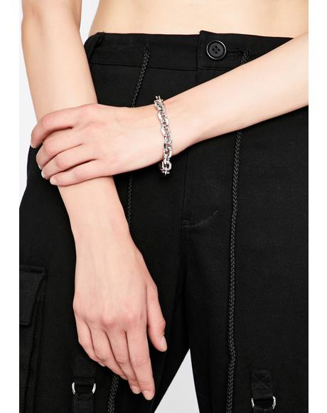 Let's Link Chain Bracelet