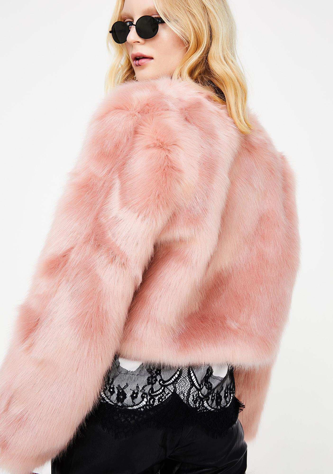 Prima Donna Furry Jacket