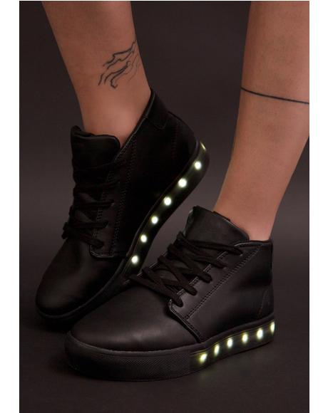 Chukka Pop Light Up Sneaker
