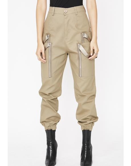Smoke Break Cargo Pants