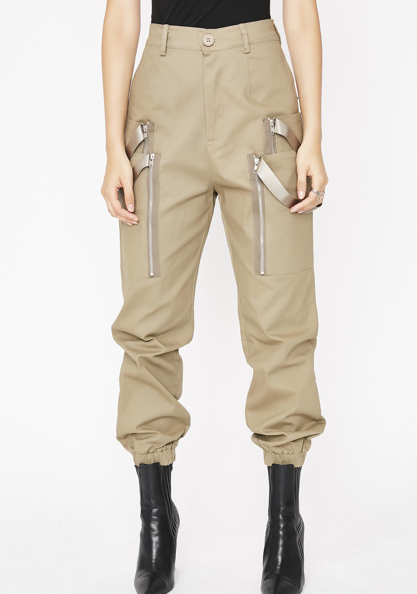 Smoke Break Cargo Pants