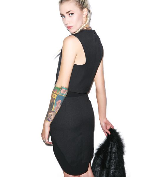 BLQ BASIQ High Waisted Skirt