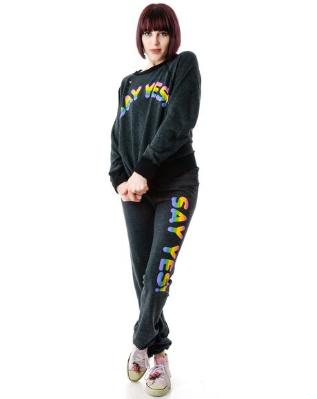 Say Yes Malibu Skinny Pants