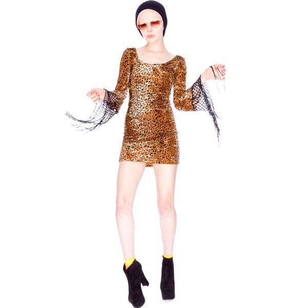 Evil Twin Joplin Mini Dress