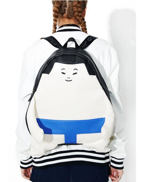 Sumo Wrestler Backpack