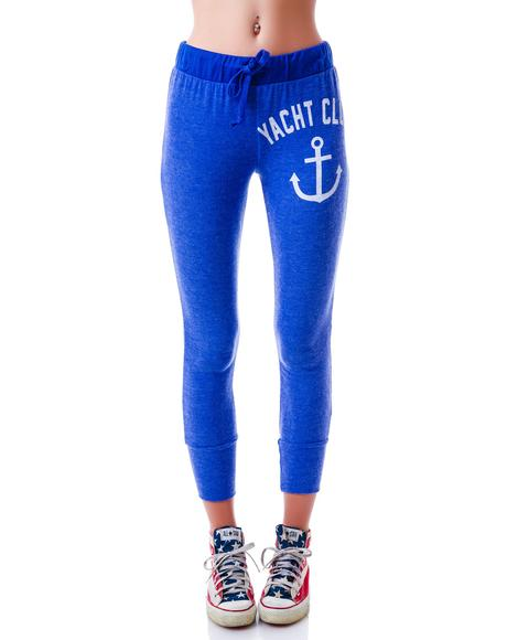 Yacht Club Sweatpants