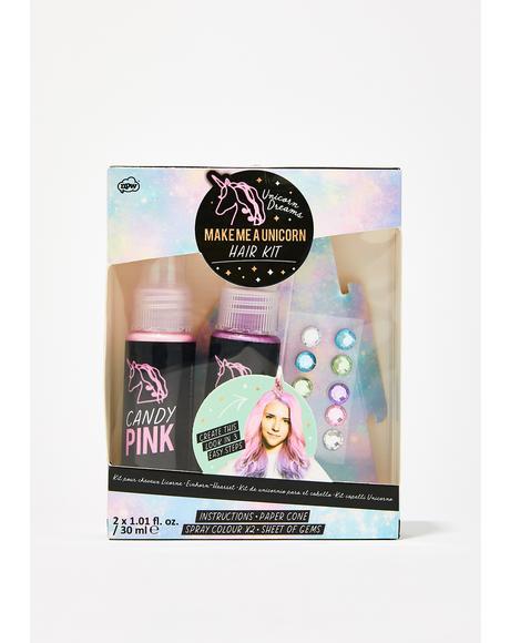 Make Me A Unicorn Hair Set