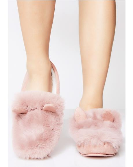 Hop On It Slippers