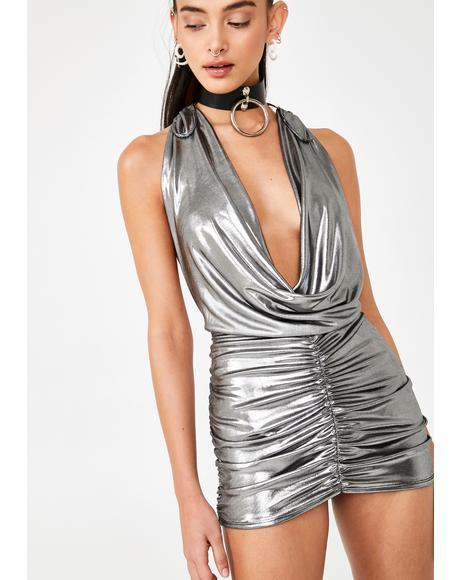 Illuminary Icon Mini Dress