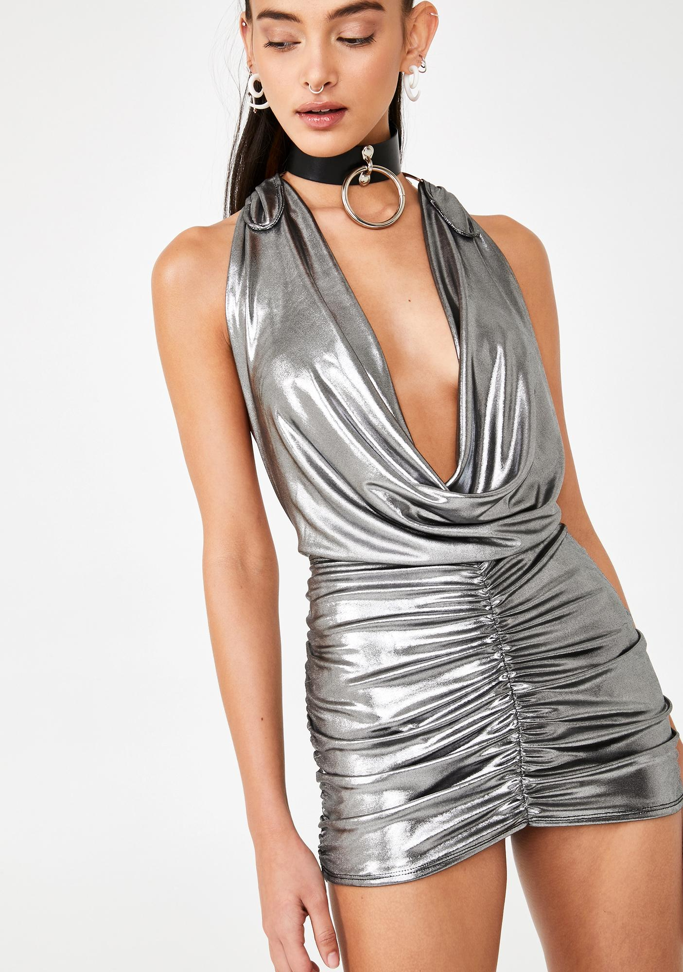 Roma Illuminary Icon Mini Dress