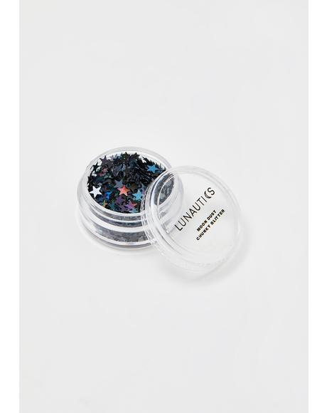Dark Night Moon Dust Glitter