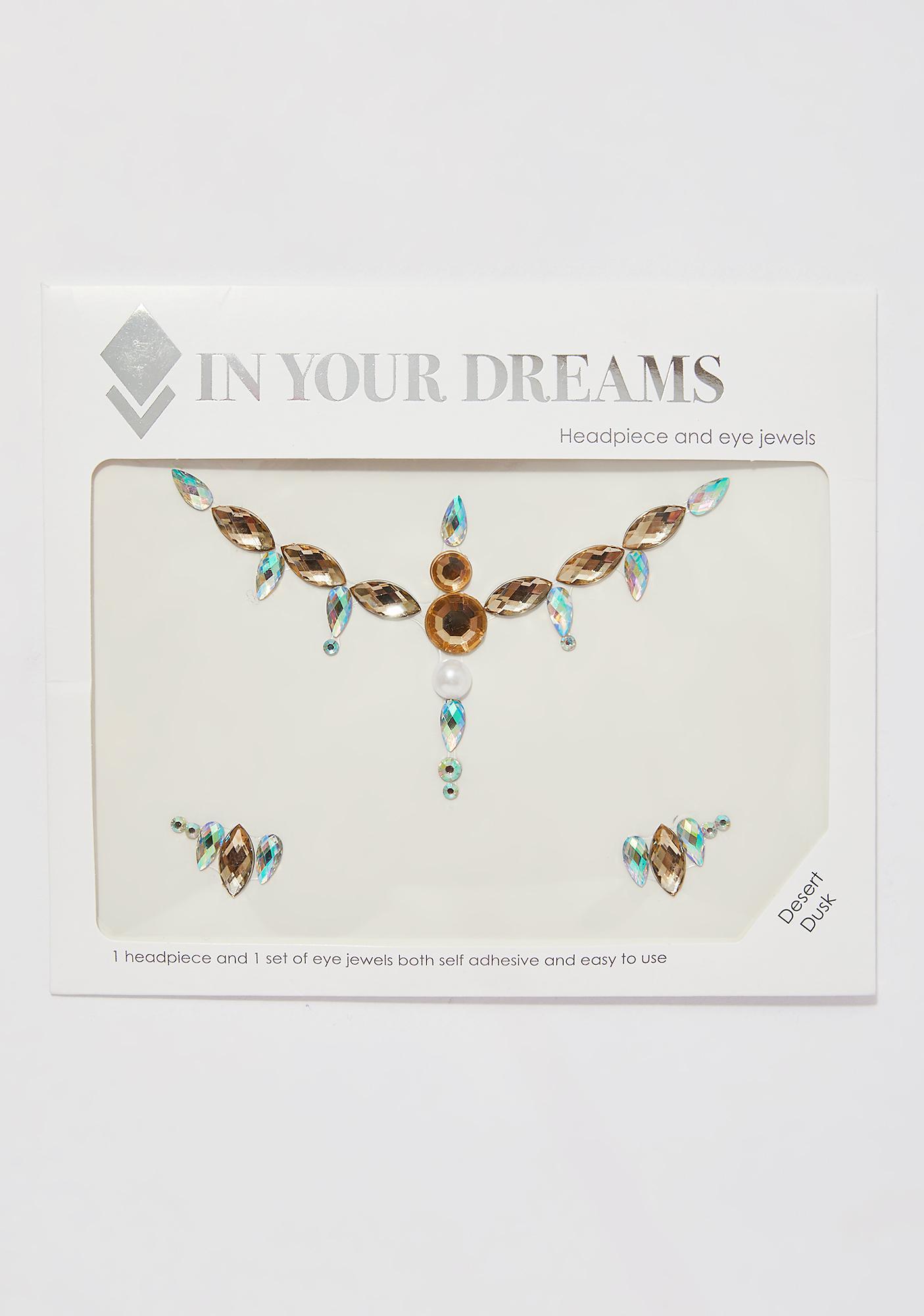 In Your Dreams Desert Dusk Face Gems