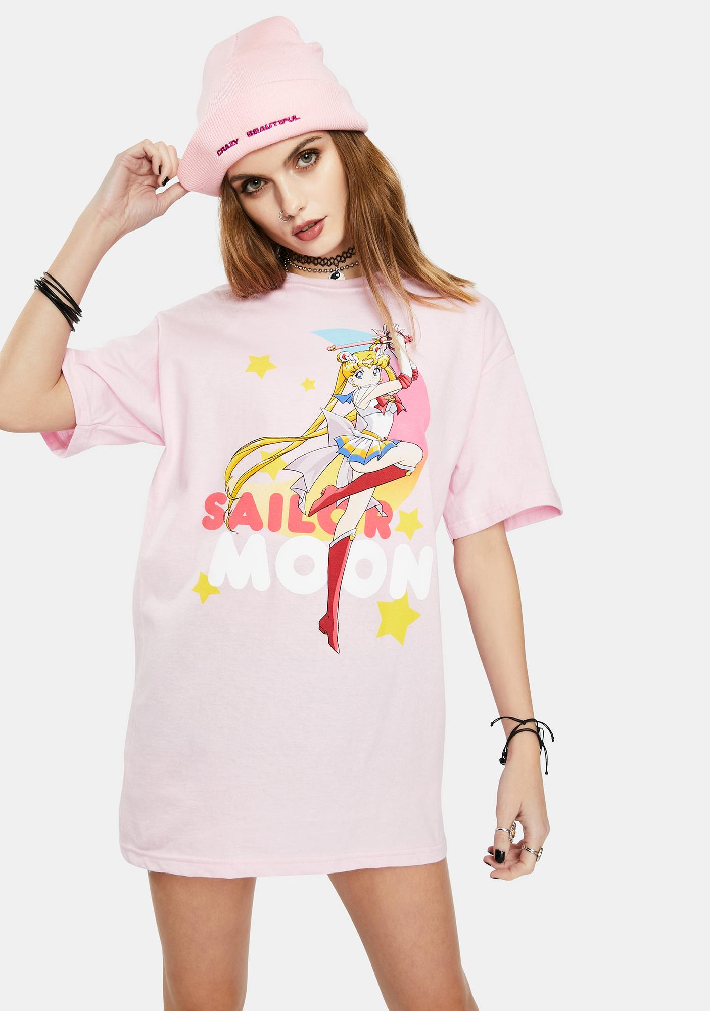 Great Eastern Sailor Moon Graphic Tee