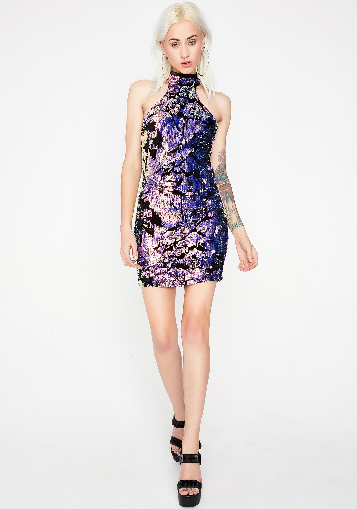 Special Party Sequin Dress