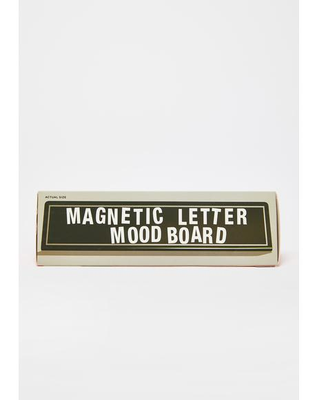 Express Yourself Magnetic Board