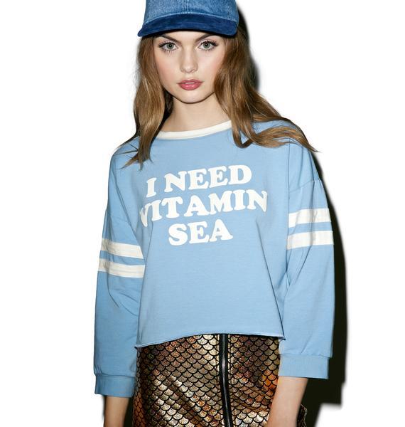 Valfré Vitamin Sea Sweatshirt