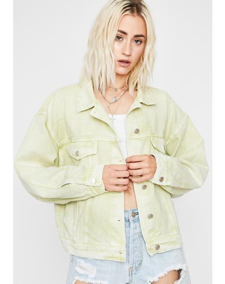 Show Off Oversized Jacket