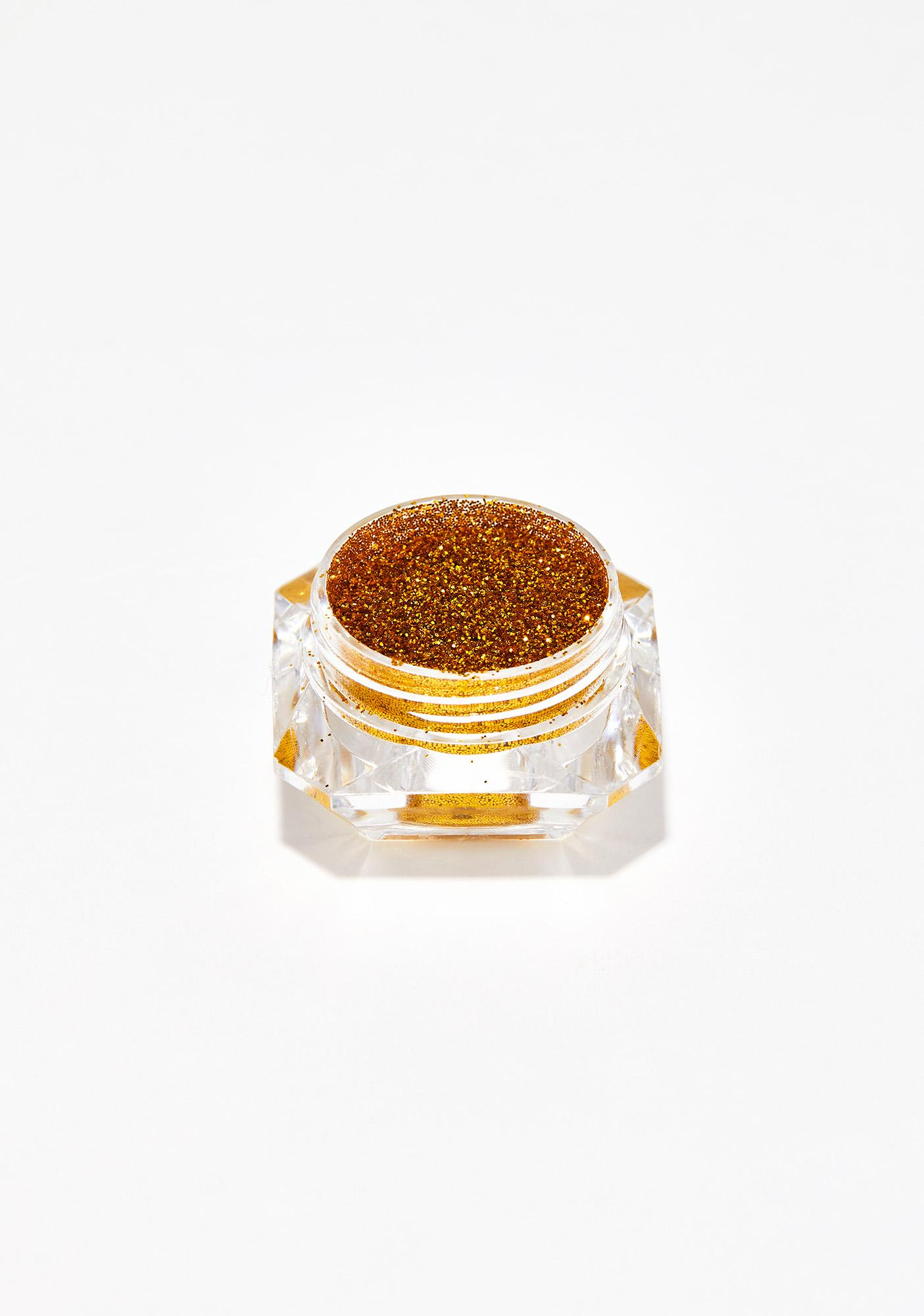 Gold Members Only Glitter