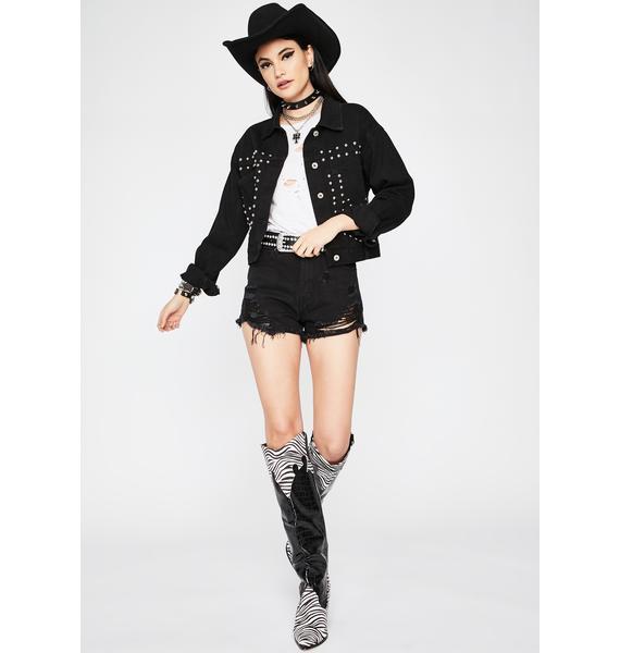 Rodeo Babe Denim Jacket