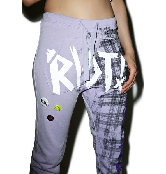 Happiness x Hanna Beth Riot Sweatpants