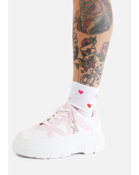 Aiya Platform Sneakers