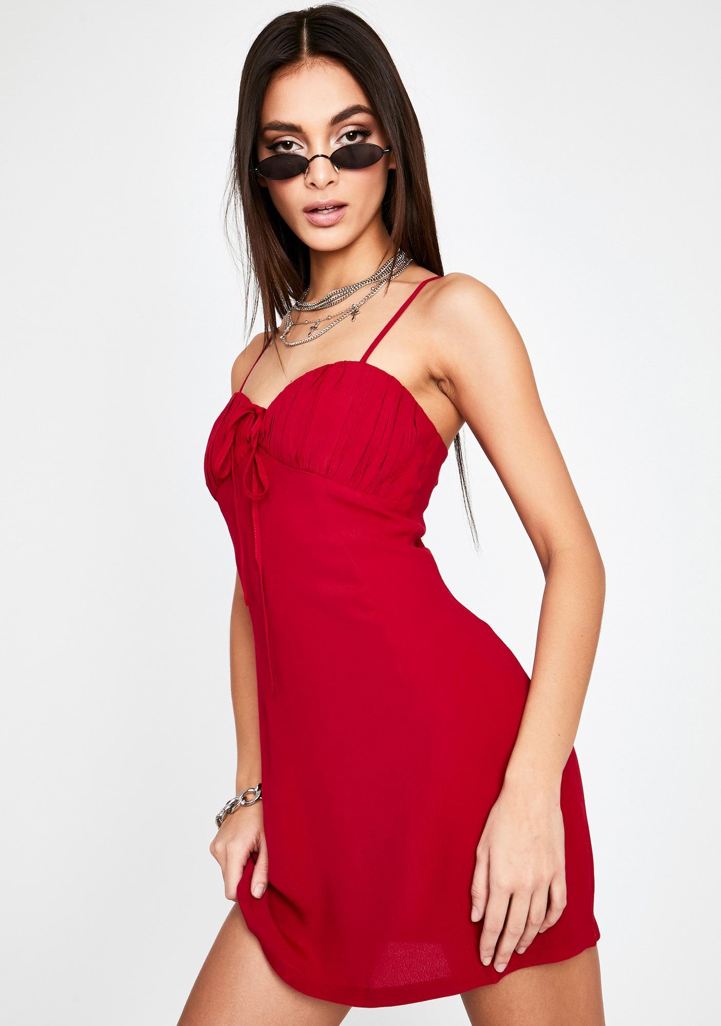Personal Problem Mini Dress