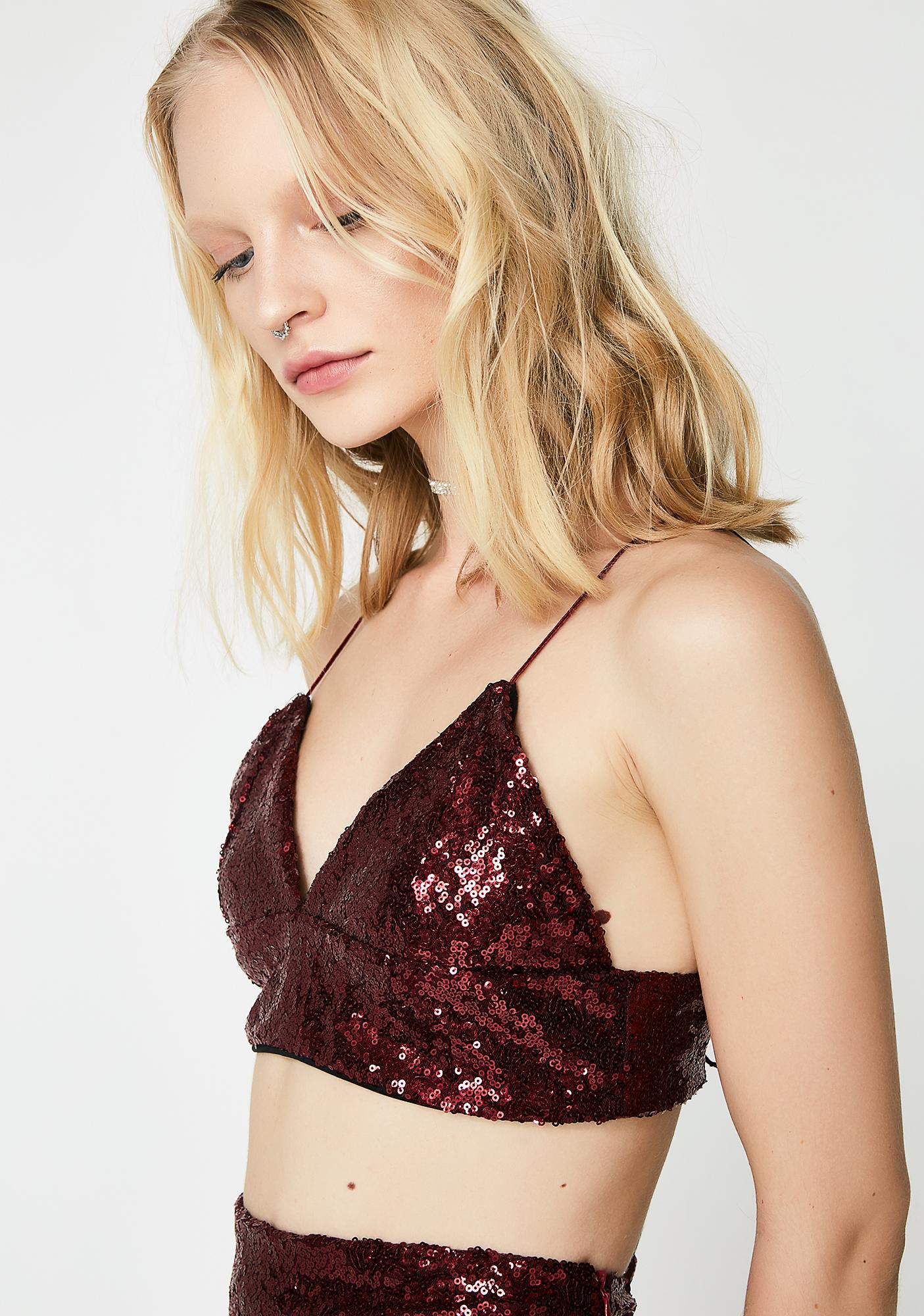O Mighty Mars Bralette