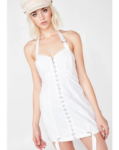 Celestine Halter Dress