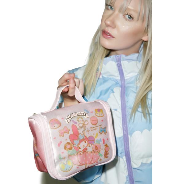 Sanrio My Melody Cookie Travel Pouch