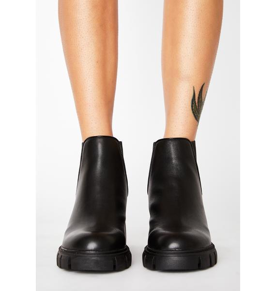 Steve Madden Howler Ankle Boots