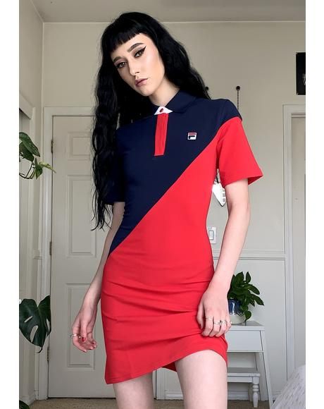 Floriana Shirt Dress