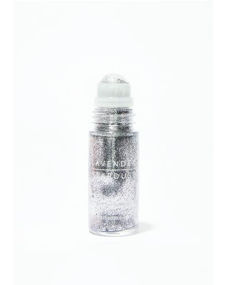 Galena Roll-On Shimmer Body Glitter