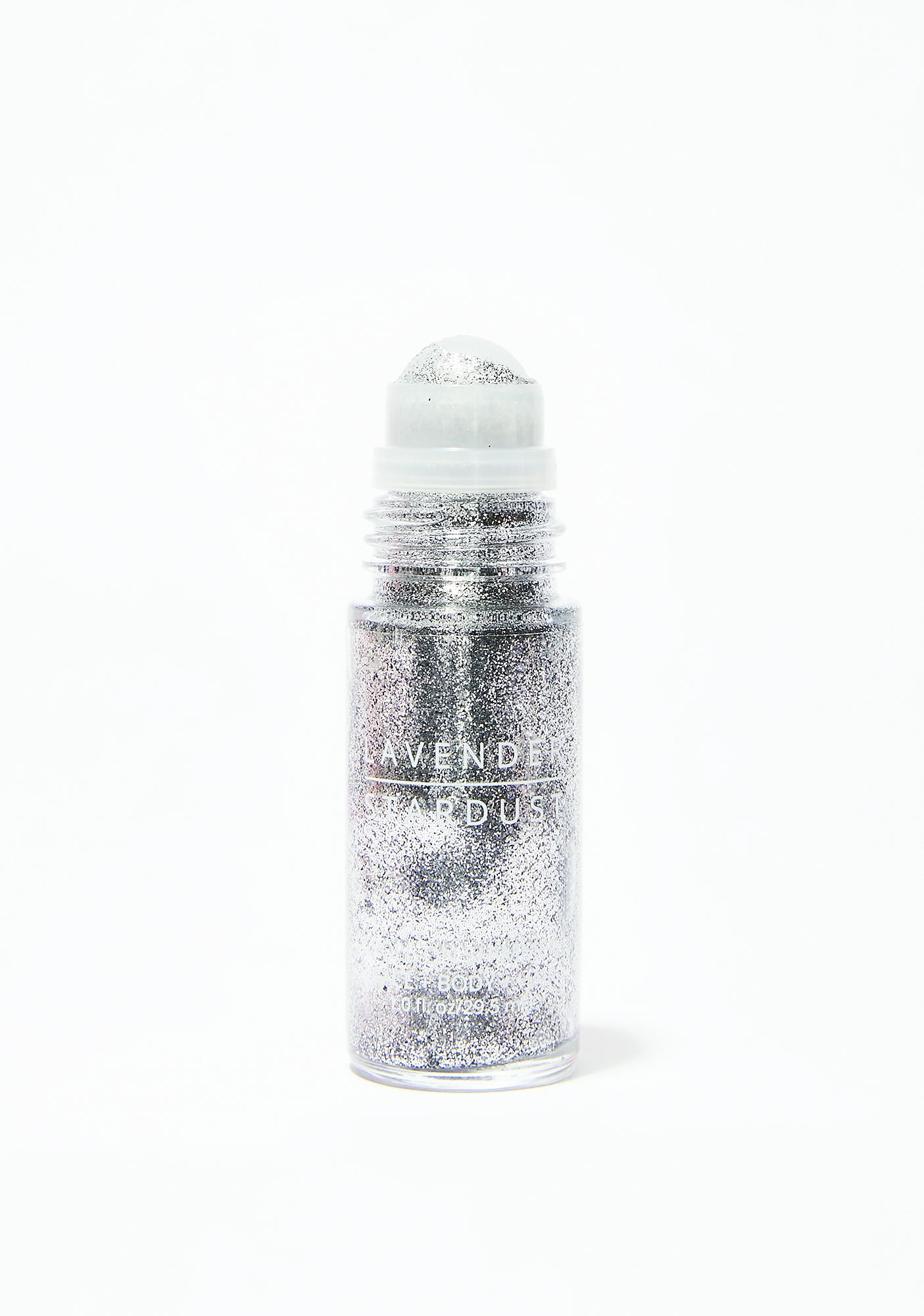 Lavender Stardust Galena Roll-On Shimmer Body Glitter