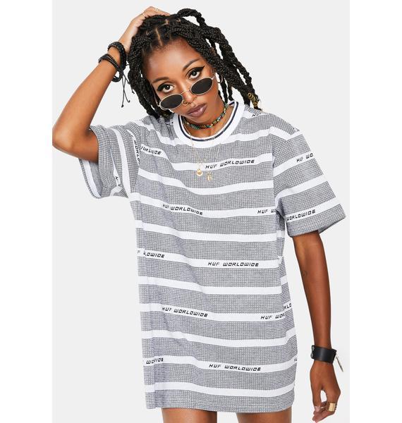 HUF Enzo Striped Knit Shirt