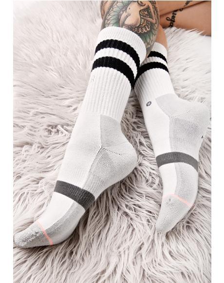 I Like Your Kit Classic Crew Socks