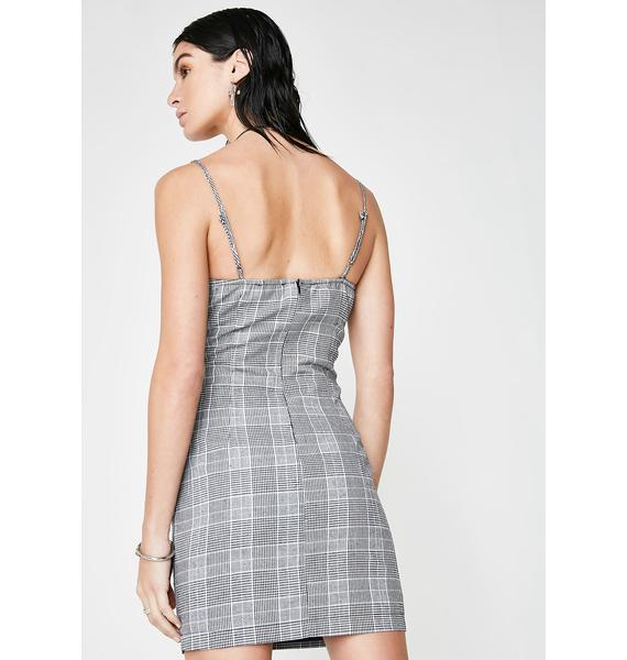 Always On Mini Dress